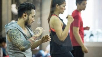 Half Day - Muay Thai Training workout and Massage