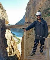 From Seville: Caminito del Rey Full-Day Hike