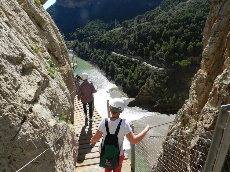 Caminito del Rey:Trekking Walkway