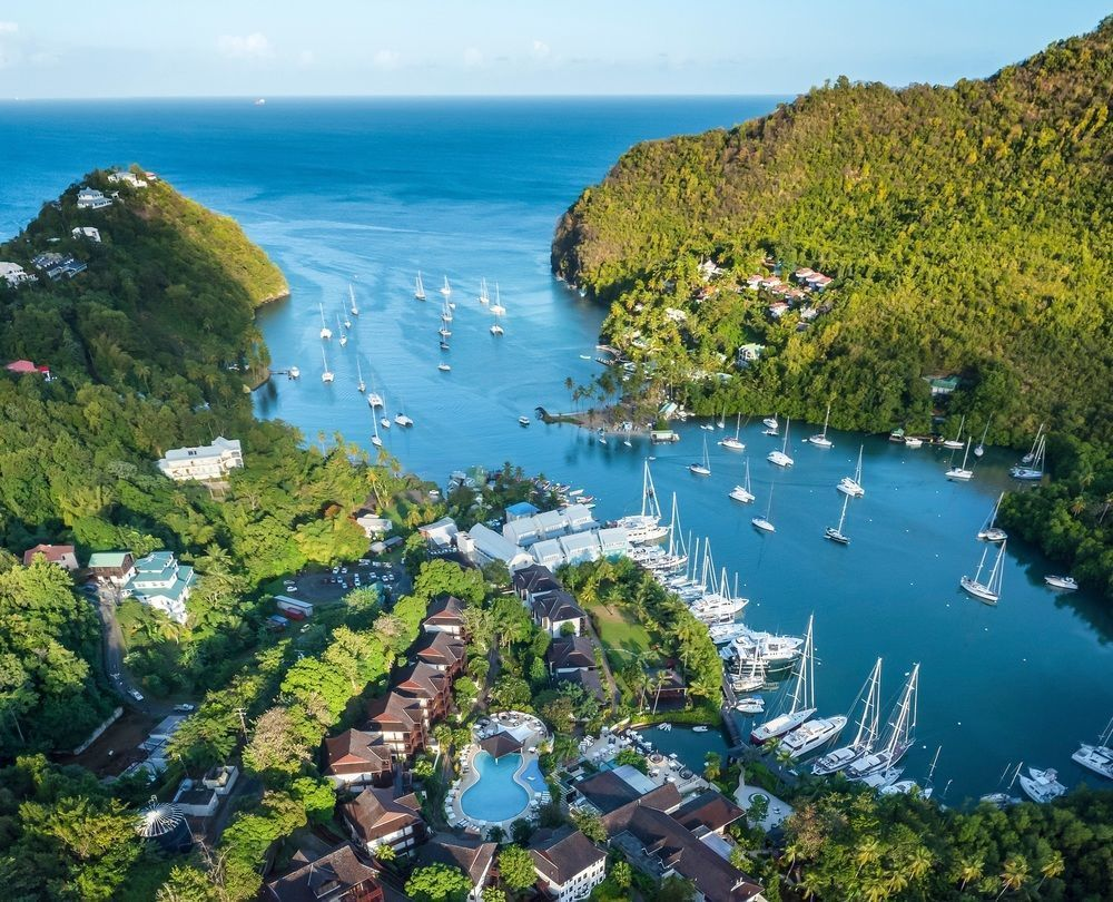 Northern Saint Lucia Tour