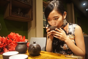 Cheongsam, Taiwanese Tea & Refreshments