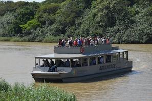 ST Lucia Isimangaliso Boat Safari