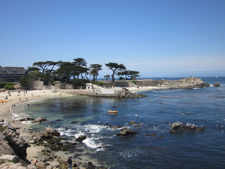 Show item 1 of 9. Lovers Point Inn at Monterey, CA