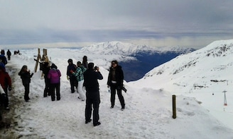 Full Day Andes Mountain Range, Panoramic Tour (ski centers)