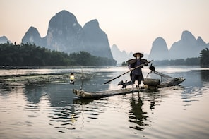 Li River Cruise from Guilin to Yangshuo Day Tour