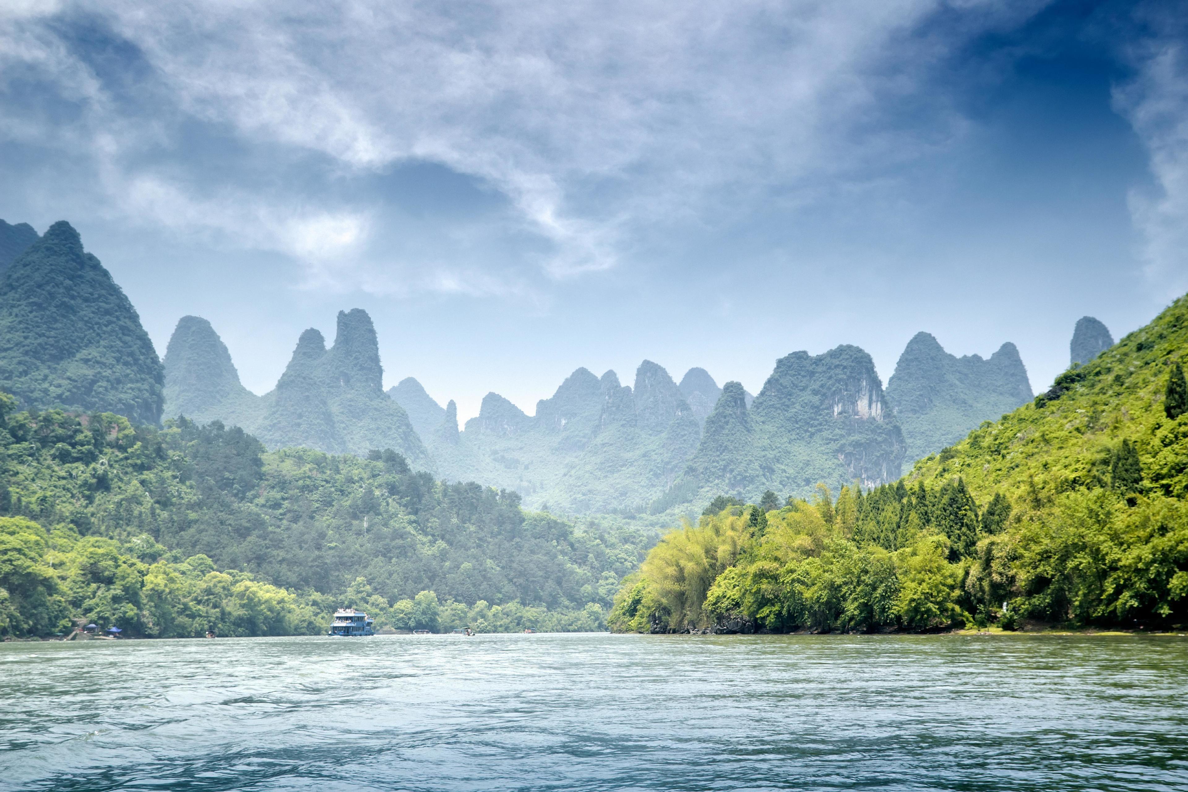 Li River Cruise from Guilin to Yangshuo Day Tour