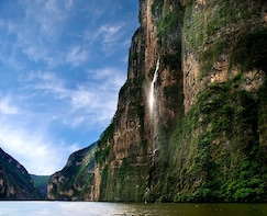 TOTAL SUMIDERO: VIEWPOINTS, CANYON AND MAGICAL TOWN OF CH