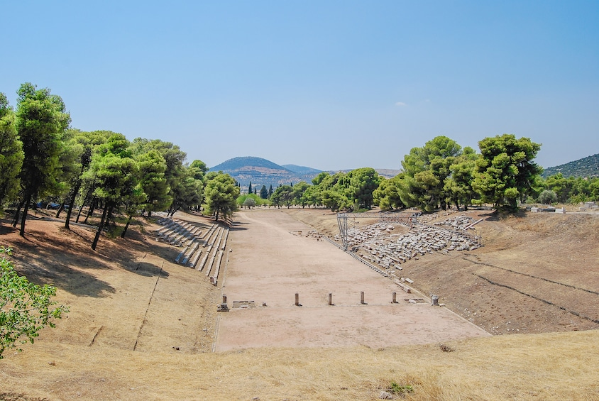 Show item 5 of 5. From Athens: Ancient Olympia full day private tour