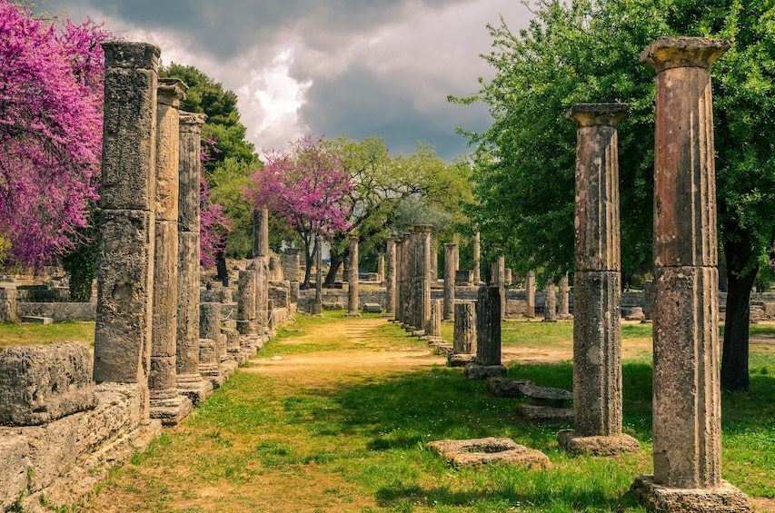Show item 2 of 5. From Athens: Ancient Olympia full day private tour