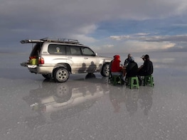Private: 3 Days Uyuni Salt Flats with Colorfull Lagoons