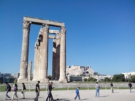Private 2-Day Combo: Athens Highlights, Sounion, Delphi