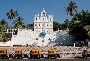 South Goa Tour By Car And Driver