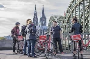 "Guided bike tour in English - ""Fascination Cologne"""