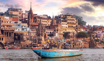 Walk Through the Lanes of Varanasi with Transports