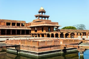 The Fort of Victory: Fatehpur Sikri
