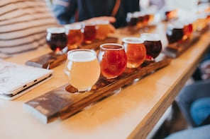 Vancouver Craft Beer and Food Tour