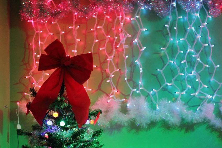 Show item 2 of 5. Get back on Santa's Good List
