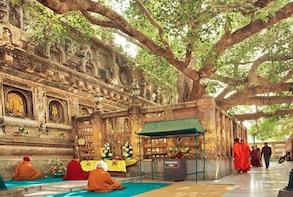 2 Days Bodhgaya & Gaya Tour Package from Varanasi