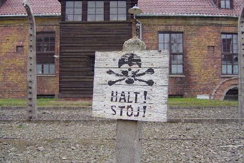 Show item 3 of 3. Guided Auschwitz Tour from Warsaw