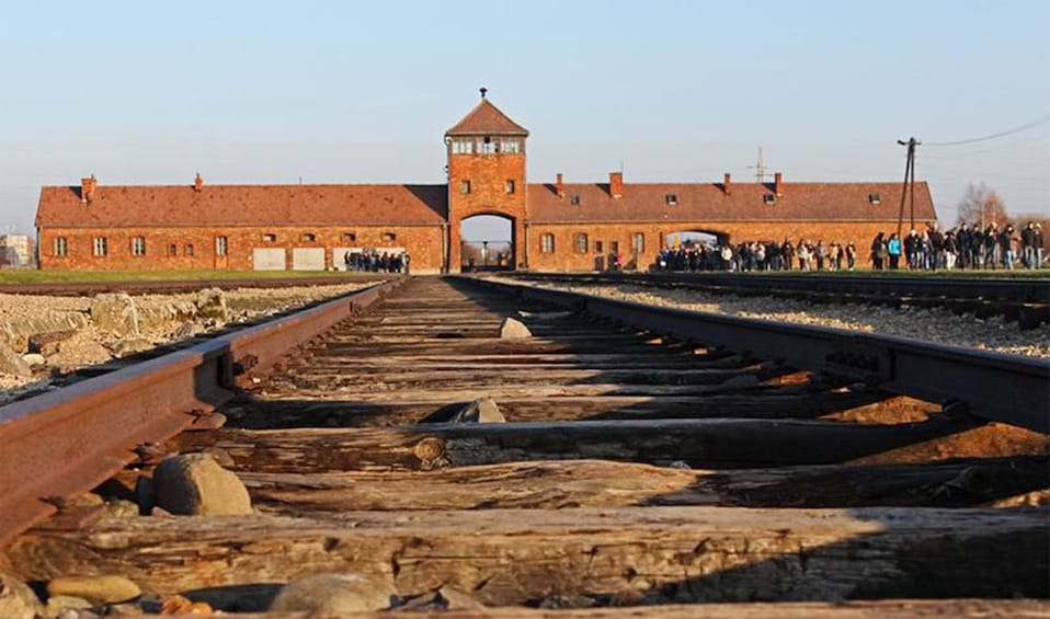 Show item 2 of 3. Guided Auschwitz Tour from Warsaw
