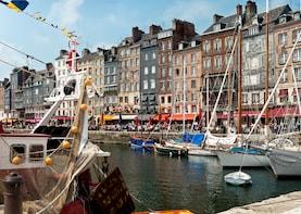 Day-trip to Normandy: Rouen & Honfleur