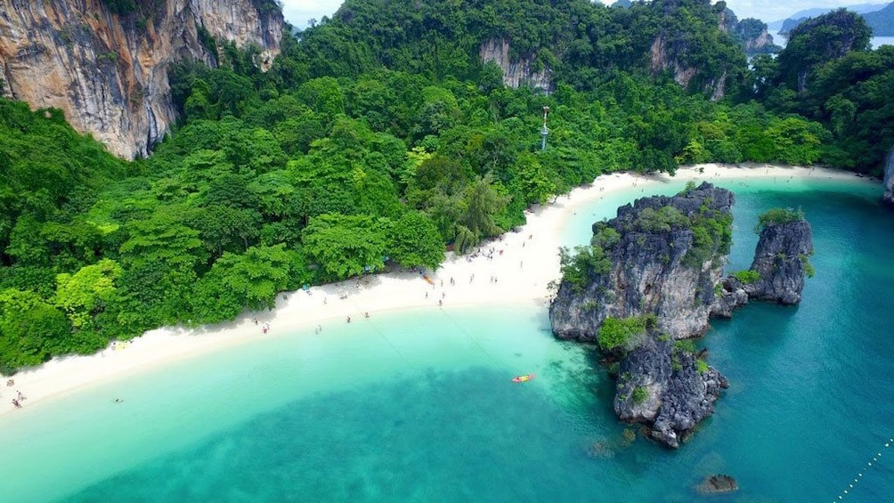 Snorkeling Tour to Hong Islands by Longtail Boat From Krabi