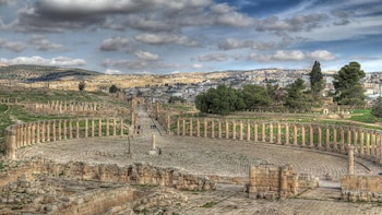 Half Day Tour to Jerash