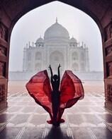 From Jaipur: Same Day Taj Mahal Tour By Car