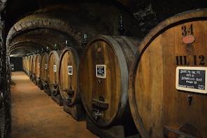 Brunello di Montalcino full day