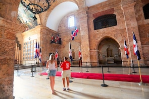 Santo Domingo Historical Day Trip from Punta Cana with Lunch