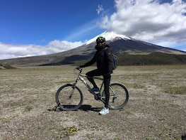 Cotopaxi Hiking / Biking – Shared Tour