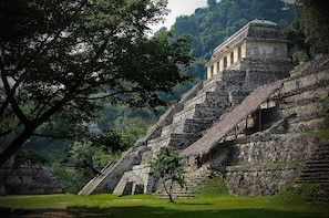 ARCHEOLOGICAL ZONE OF PALENQUE, MISOLHA AND AGUA AZUL