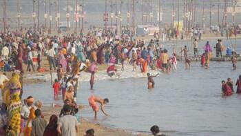 1 Day trip to Triveni Sangam from Varanasi