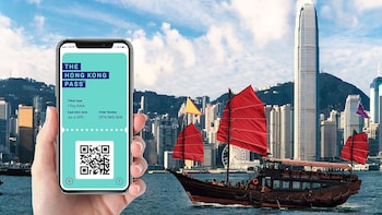 The Hong Kong Pass: Access 10+ Attractions and Tours