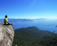 Ilha Grande and Lopes Mendes Trekking (02 days)