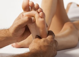 NYC/Hoboken Walking Tour & Reflexology Learning Experience
