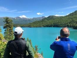 Seward to Skilak Lake Backcountry Adventure