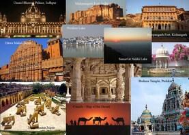 Jaipur City Tour from Delhi by AC Car