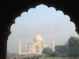 Private Sunrise Day Tour Tajmahal From New Delhi