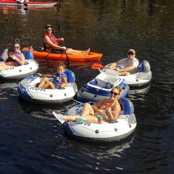 Show item 1 of 1. Day Pass: River Tubing & More!