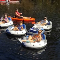 Day Pass: River Tubing & More!