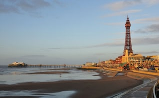 Blackpool Tower Eye