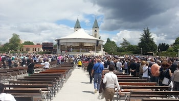 Medjugorje - The Hill of Virgin Mary