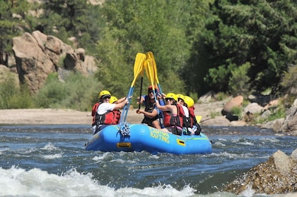 Browns Canyon National Monument 1/2 Day Rafting