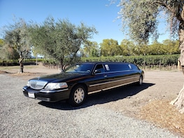 6 Hour - Napa Valley Wine Tour in a Stretch Limousine