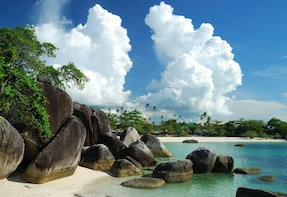 Discover Belitung Island with Full Day Car Charter