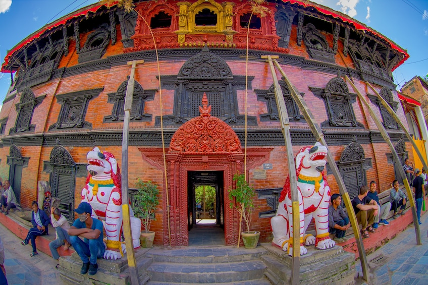 Show item 5 of 9. Private Kathmandu Sightseeing Tour with Guide & Transport