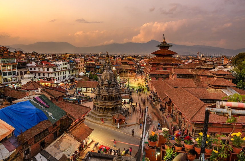 Show item 1 of 9. Private Kathmandu Sightseeing Tour with Guide & Transport