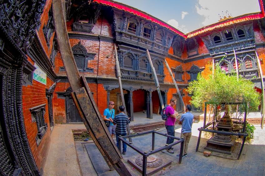 Show item 4 of 9. Private Kathmandu Sightseeing Tour with Guide & Transport