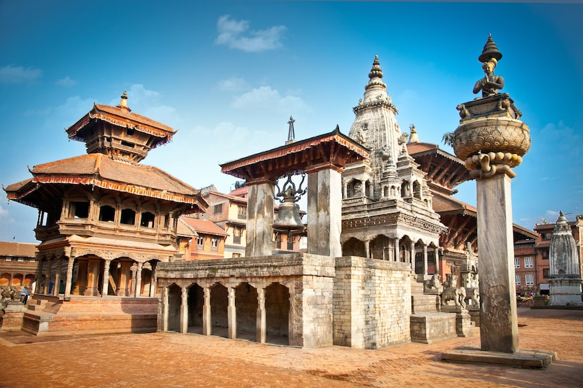 Show item 2 of 9. Private Kathmandu Sightseeing Tour with Guide & Transport